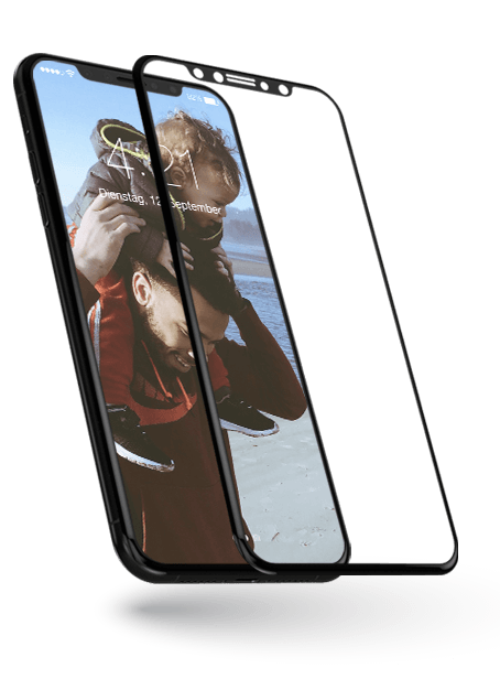 iPhone 8 Displayschutz 2.0 4D