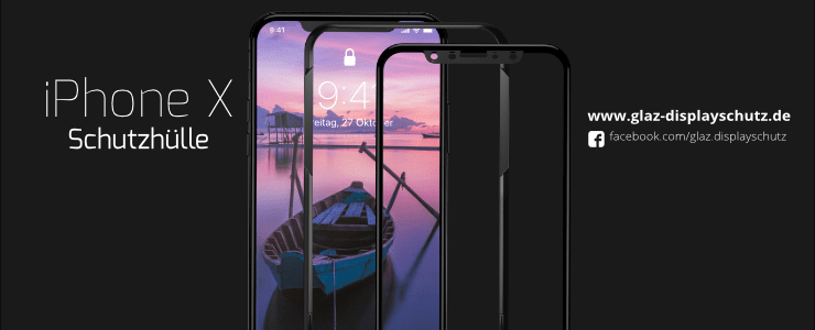 iPhone X protective cover