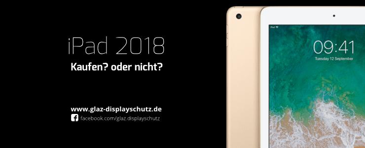 iPad 2018 Pro-Feeling
