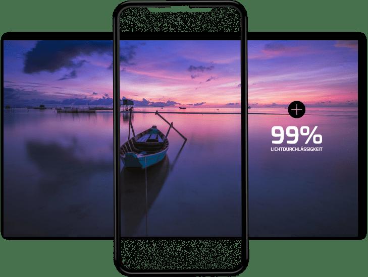 iPhone XR Panzerglas