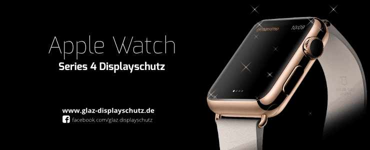 Apple Watch Series 4 Displayschutz