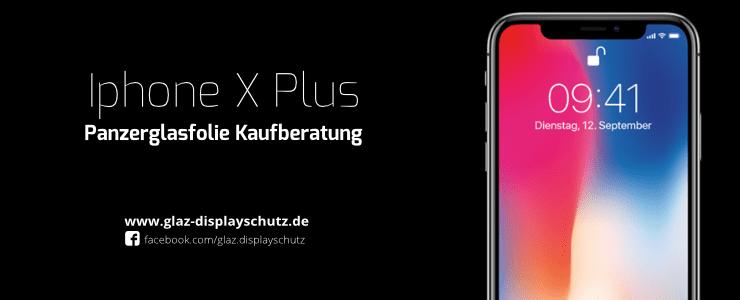 iPhone XS Max Panzerglasfolie