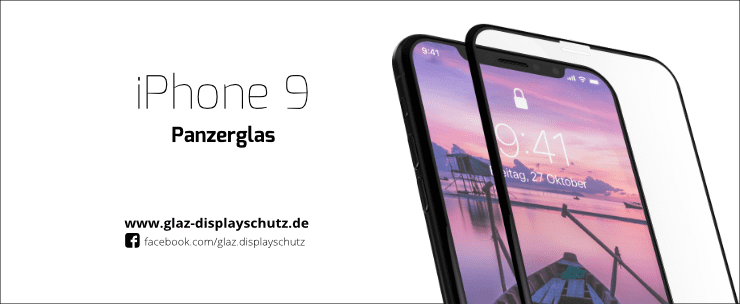 iPhone XR Panzerglas