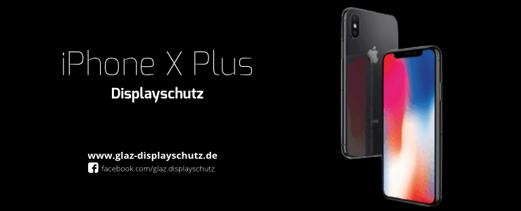 iPhone XS Max Displayschutz