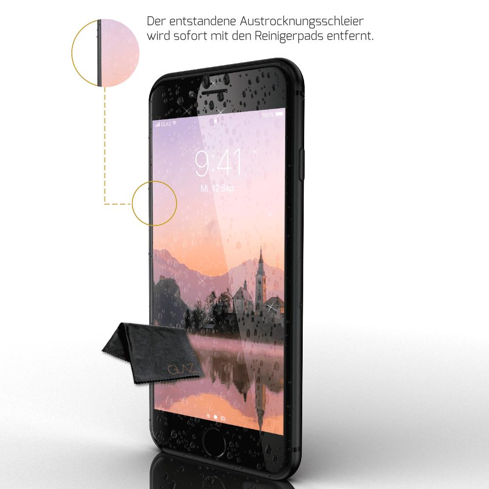 iPhone 7 flüssiger Displayschutz