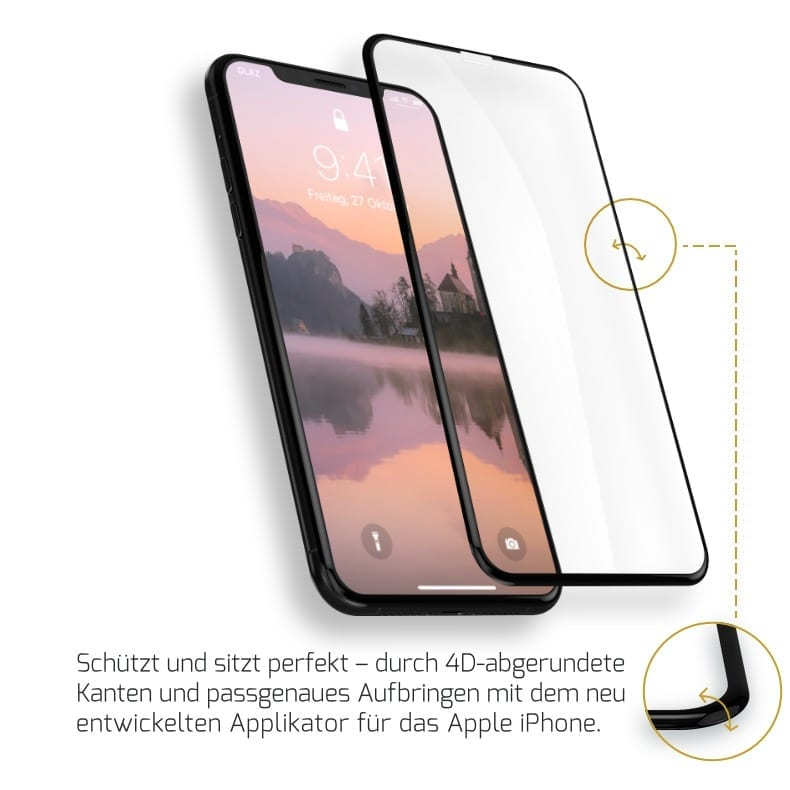iPhone XR Displayschutz