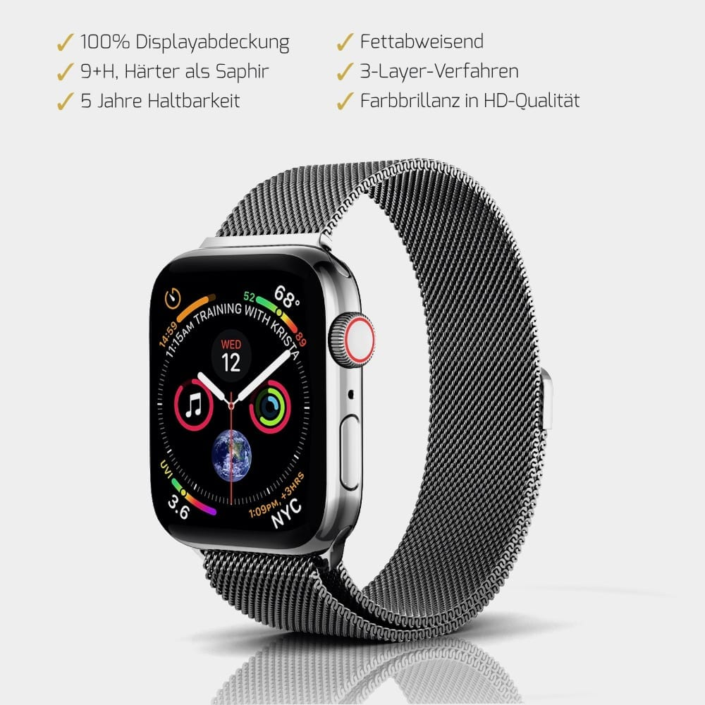 Apple Watch 4 Displayschutz